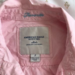 Vintage American Eagle button down shirt